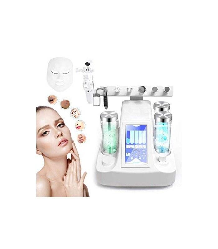دستگاه زیبایی و جوان سازی آکوافیشیال 8 کاره | Aqua Facial Dermabrasion Peeling Machine 8 in 1