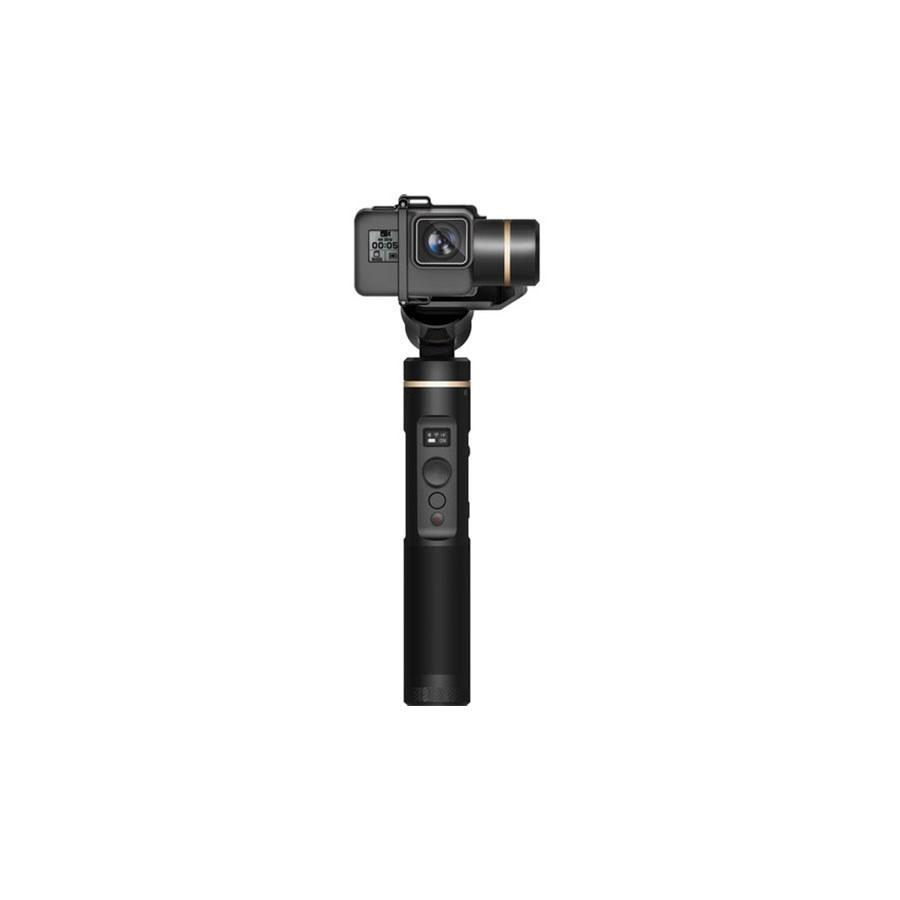 تصویر گیمبال دوربین فیویی مدل Feiyu G6 3-Axis Stabilized Handheld Gimbal