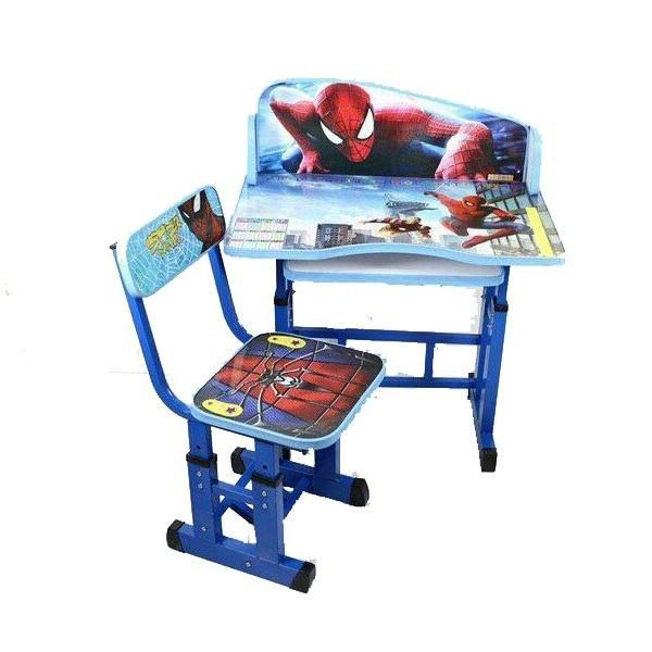 میز تحریر و صندلی کودک Kelvin طرح اسپایدرمن