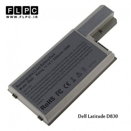 تصویر باطری لپ تاپ دل Dell Latitude D830 Laptop Battery _6cell