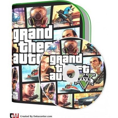 بازی ایکس باکس 360 GTA V |