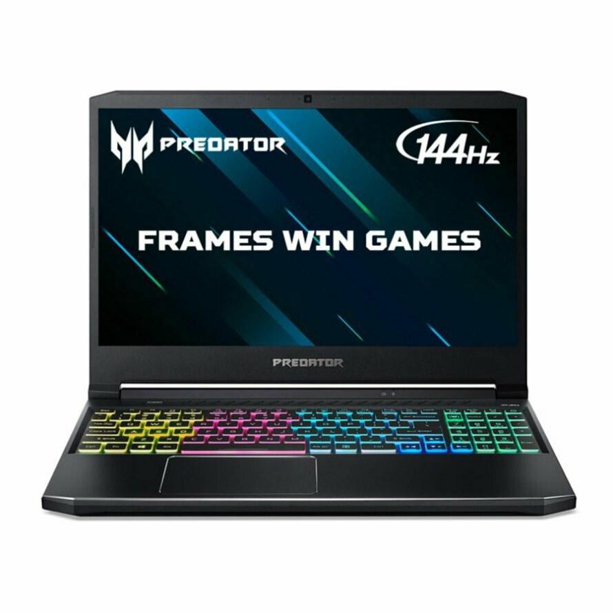 تصویر لپ تاپ گیمینگ ایسر Predator Helios 300 i7/24GB/1TB/8GB Acer Predator Helios 300 i7-10750H/24GB/1TB/8GB 2070 Gaming Laptop