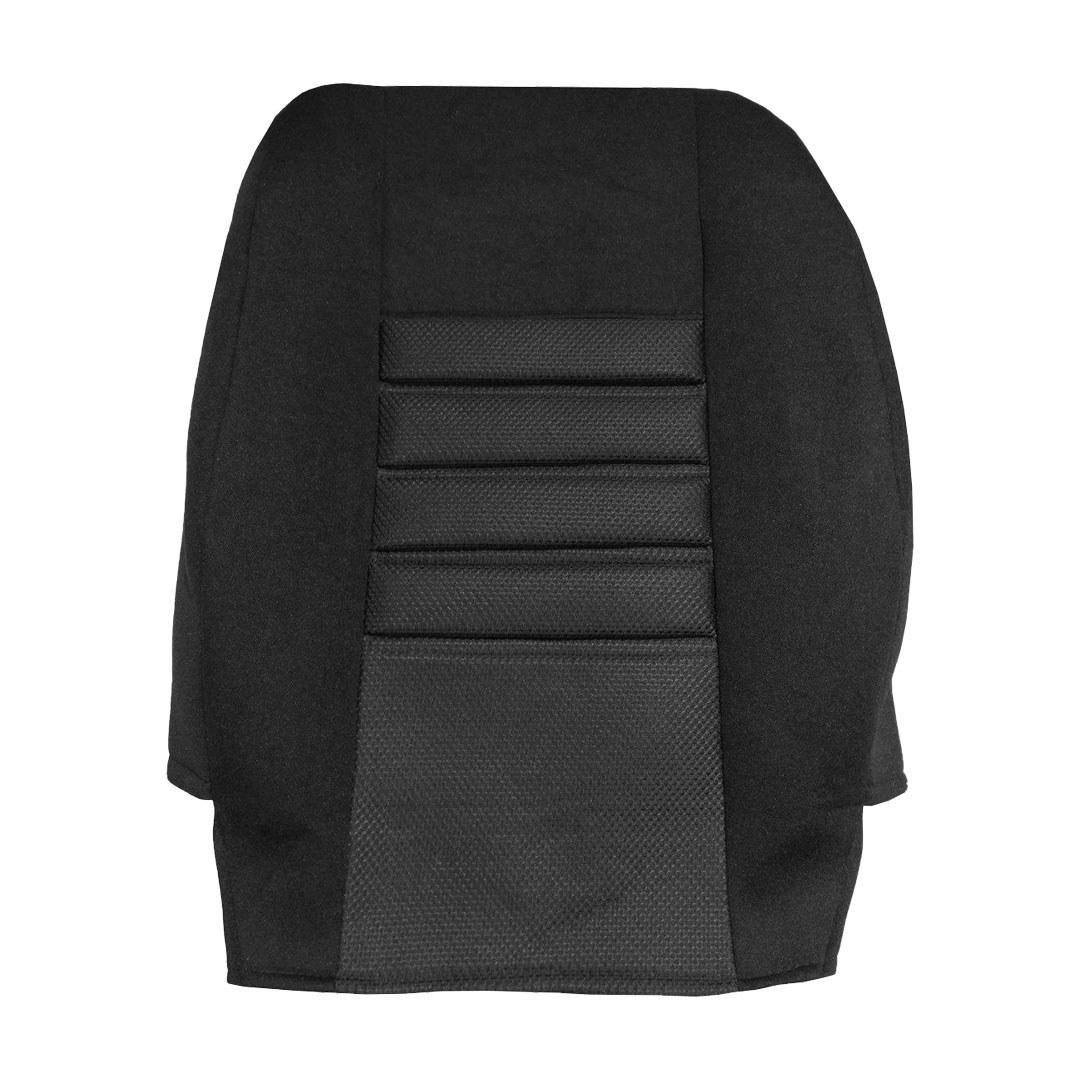 تصویر روکش صندلی پژو 206 | طرح فراری | کد R59 peugeot-206 Seat Cover | Ferrari Plan | Code R59