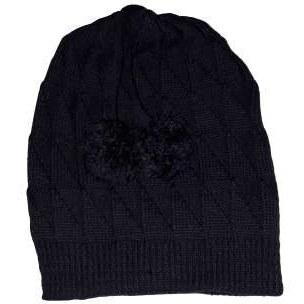 کلاه بافتنی مردانه کد H02B  