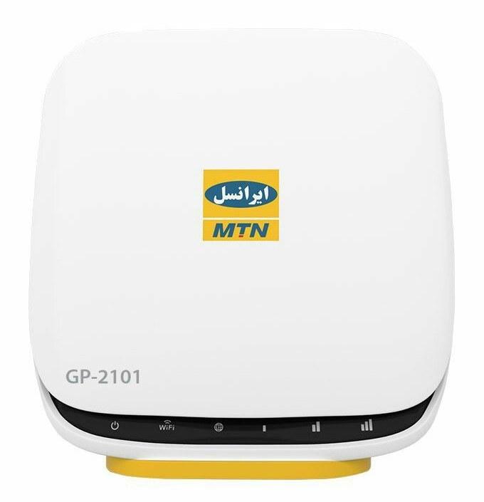 مودم رومیزی TD-LTE ایرانسل مدل جی پی ۲۱۰۱ | Irancell TD-LTE GP-2101 Wifi Modem