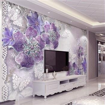 پوستر دیواری سه بعدی بومرنگ کد BW018 | Boomerang BW018 3D Wallpaper