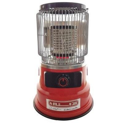 تصویر بخاری برقی آراسته سری زنبوری مدل REHA2000 ARASTEH Bee Heater 2000