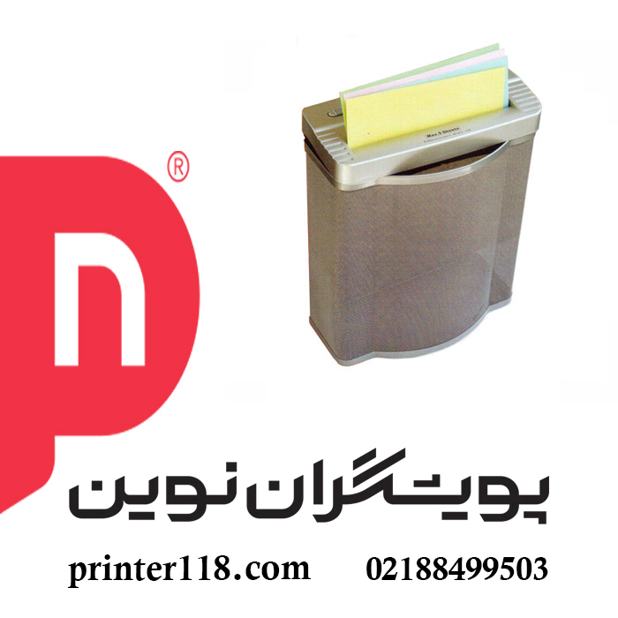 تصویر کاغذ خردکن وایکینگ پاور 502 Viking Power 502 Paper Shredder