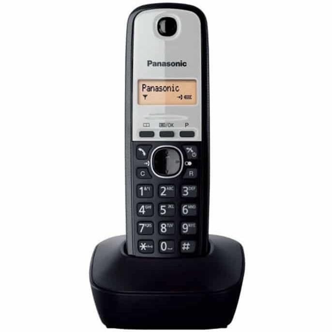 تصویر تلفن بی سیم پاناسونیک مدل KX-TG1911 Panasonic KX-TG1911 Wireless Telephone