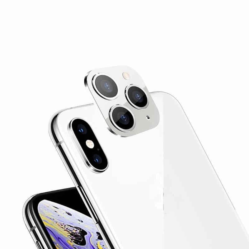 تبدیل لنز دوربین آیفون ایکس X / Xs / XS Max به ۱۱ پرو مکس iPhone 11 Pro