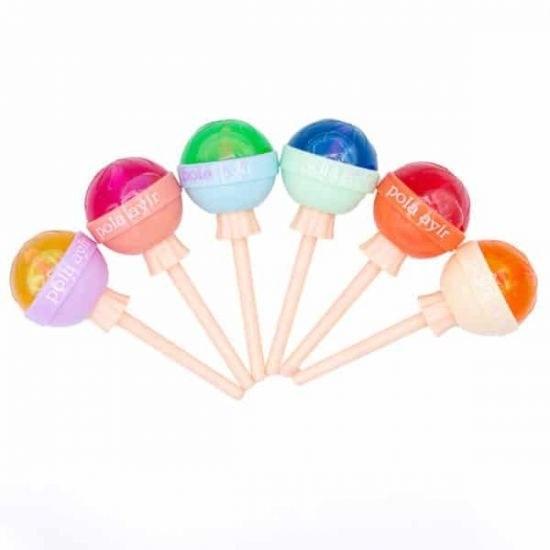 تصویر تینت لب مدل آبنباتی Candy lip tint