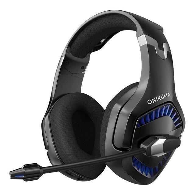 تصویر هدست گیمینگ اونیکوما  Headset Gaming ONIKUMA  K1 pro 2.4G