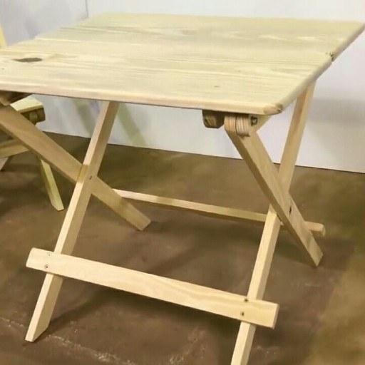 main images میز و صندلی تاشو دو نفره