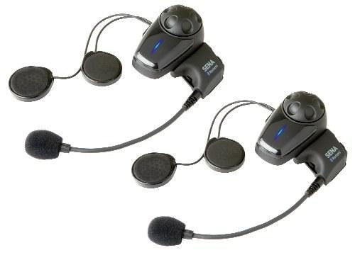 هدست بلوتوث مخصوص موتور سیکلت Sena SMH10D-10 Bluetooth / Intercom (دوگانه)