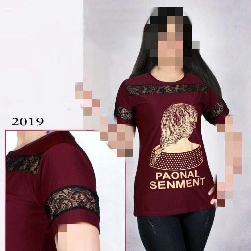 عکس تیشرت زنانه  تیشرت-زنانه
