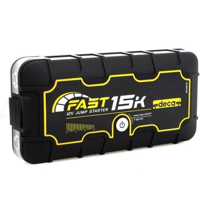 تصویر جامپ استارتر خودرو دکا مدل FAST 15K