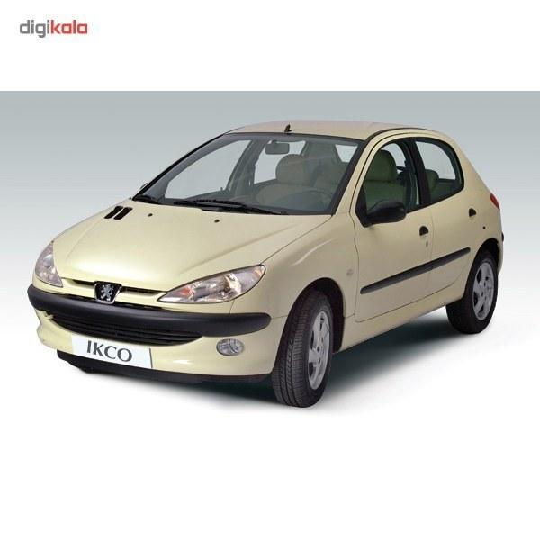 عکس خودرو پژو 206 تیپ 6 اتوماتیک سال 1395 Peugeot 206 Trim 6 1395 AT خودرو-پژو-206-تیپ-6-اتوماتیک-سال-1395 4