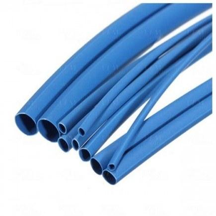 تصویر روکش (وارنیش) حرارتی آبی سایز 25mm – یک متر