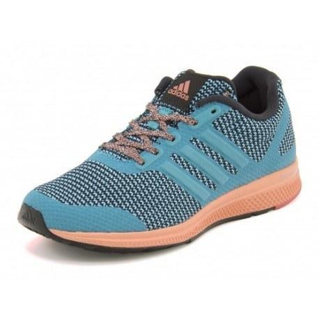 کفش پیاده روی زنانه آدیداس مدل adidas mana bounce kadin pembe kosu ayakkabisi