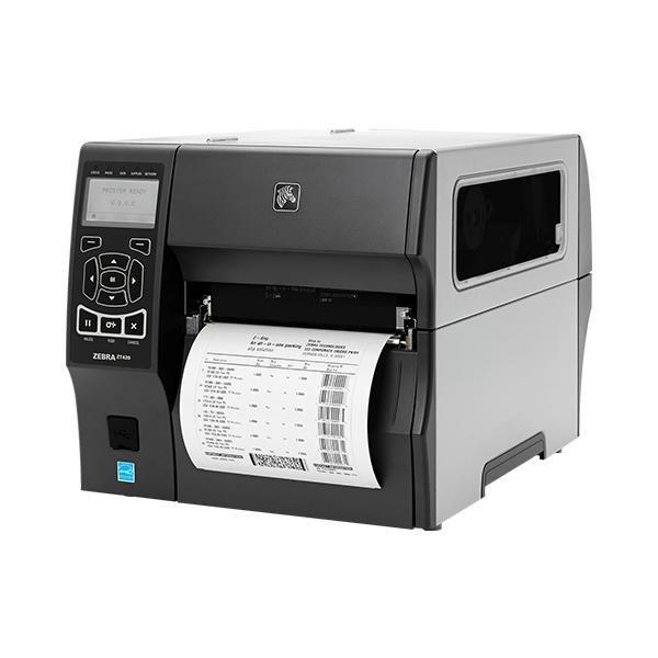 عکس پرینتر لیبل زن زبرا مدل ZT420 Zebra ZT420 Label Printer With 300dpi Print Resolution پرینتر-لیبل-زن-زبرا-مدل-zt420