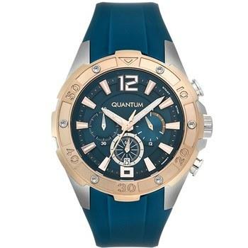 ساعت مچي عقربه اي مردانه کوانتوم مدل PWG373.599