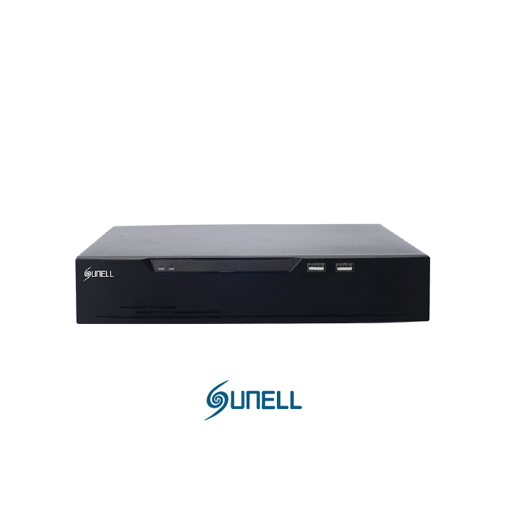 تصویر دستگاه ان وی آر (NVR) سانل مدل SN-NVR2508E1