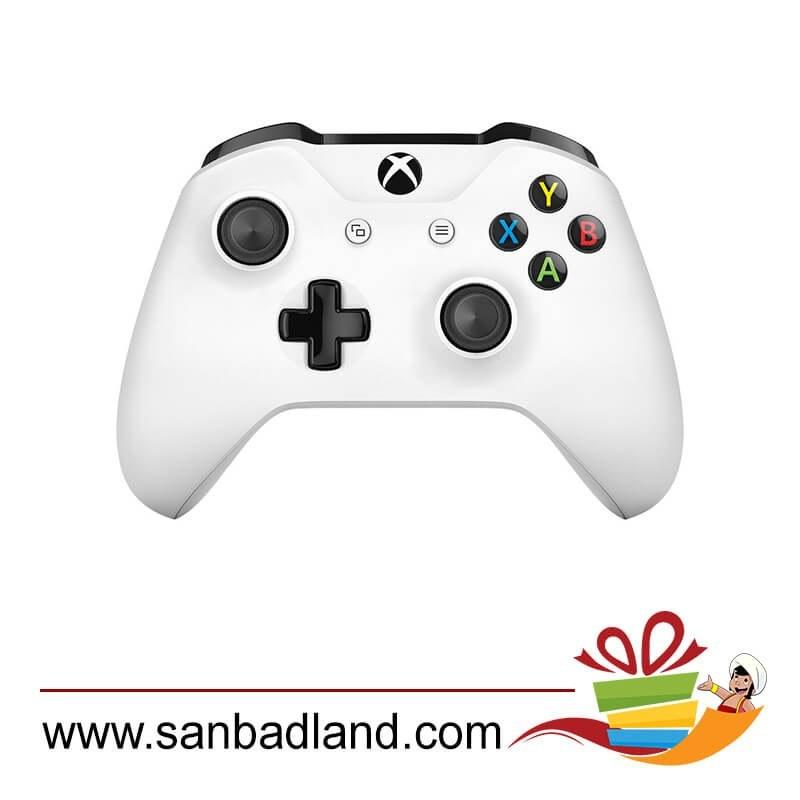 تصویر دسته بازی مایکروسافت ایکس باکس Microsoft Xbox One S