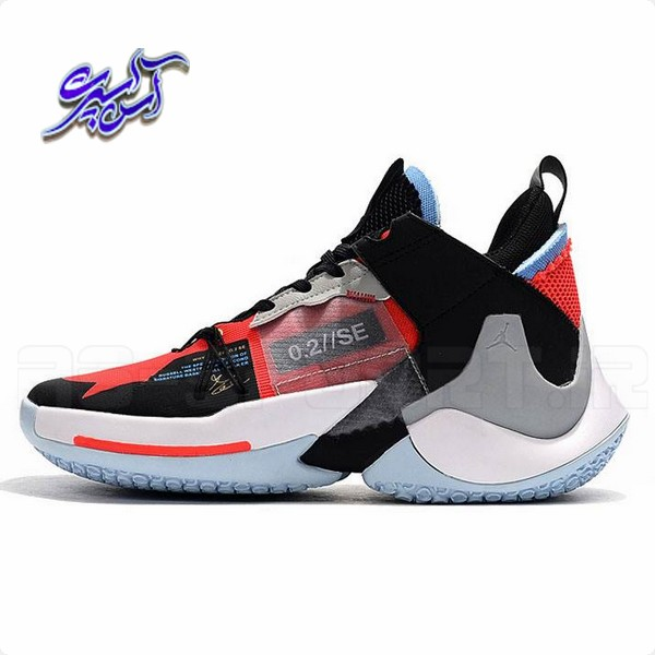 تصویر کفش بسکتبال جردن مدل وای نات زیرو (Jordan Why Not Zer0.2)