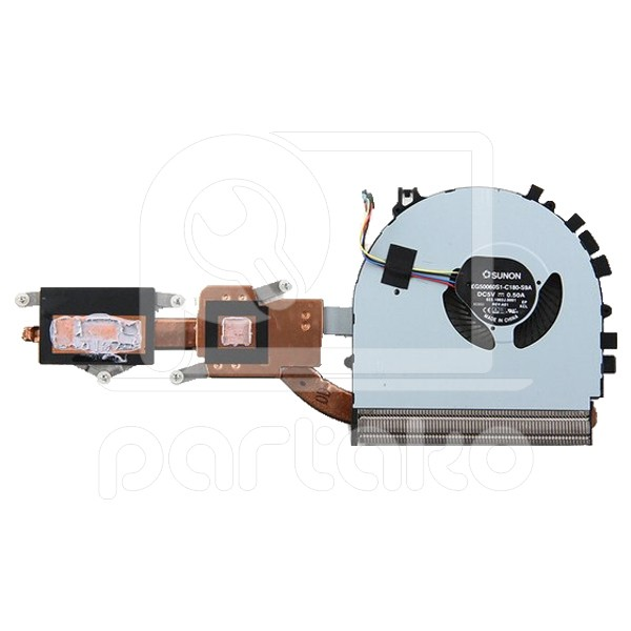 تصویر فن لپ تاپ لنوو Laptop Fan Lenovo ideapad 500S-14ISK