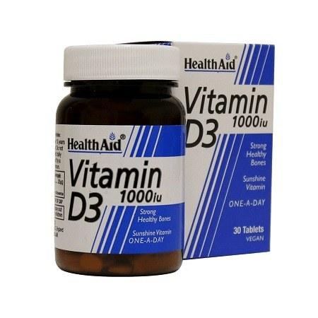 ویتامین ۱۰۰۰iu D3