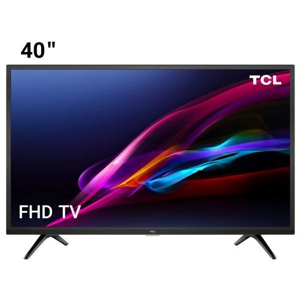 تصویر تلویزیون ال ای دی 40 اینچ TCL مدل 40D3000i