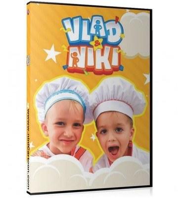تصویر کارتون ولاد و نیکی - Vlad and Niki