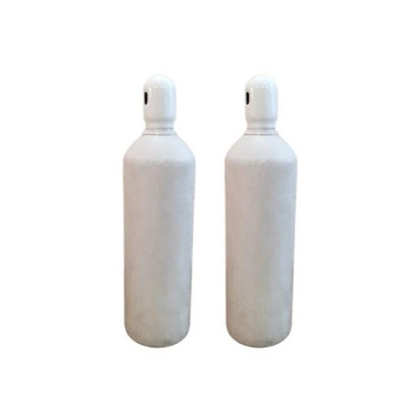 تصویر کپسول اکسیژن 20 لیتری چینی (خالی)