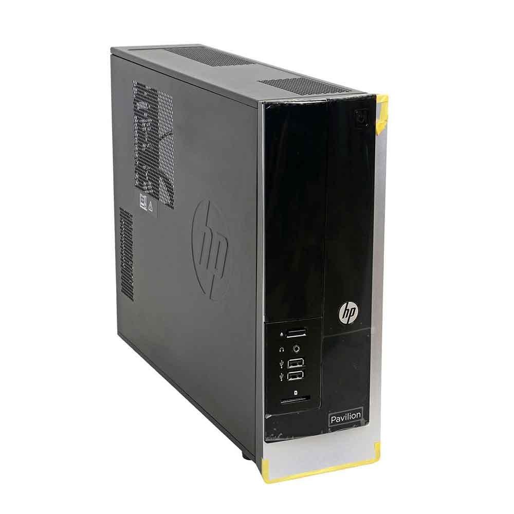 تصویر ميني كيس HP مدل Slim Line 400