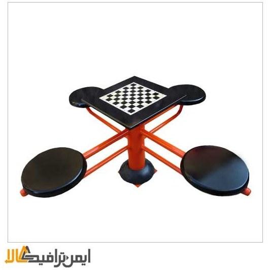 تصویر میز شطرنج پارکی NAP-358