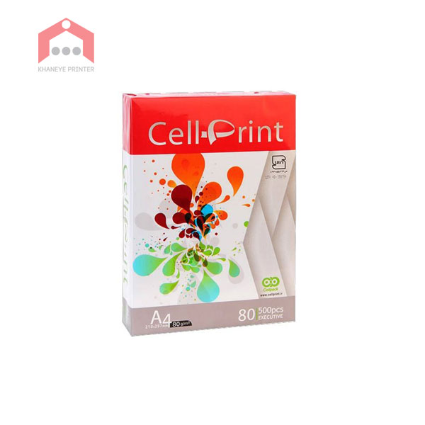 main images کاغذ A4 سل پرینت Cell print A4 paper Cell print A4 paper