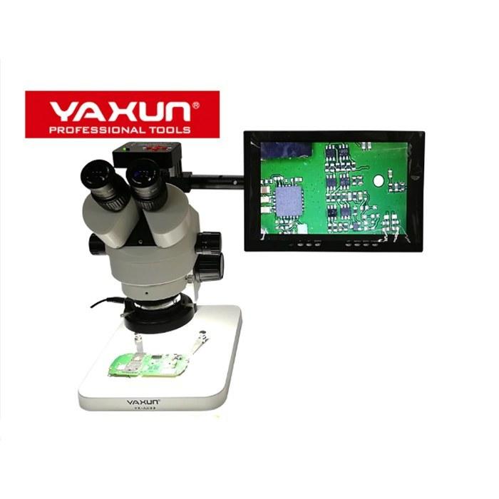 تصویر لوپ سه چشمی یاکسون مدل Yaxun YX-AK33