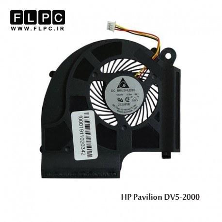 تصویر فن لپ تاپ اچ پی HP Pavilion DV5-2000 Laptop CPU Fan
