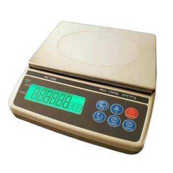 ترازو دیجیتال آزمایشگاهی کیا ارس مدل KE1200