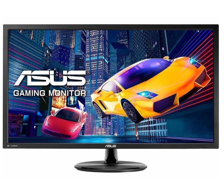 تصویر مانیتور ایسوس مدل Asus VP28UQG سایز 28 اینچ Asus VP28UQG 28 inches monitor