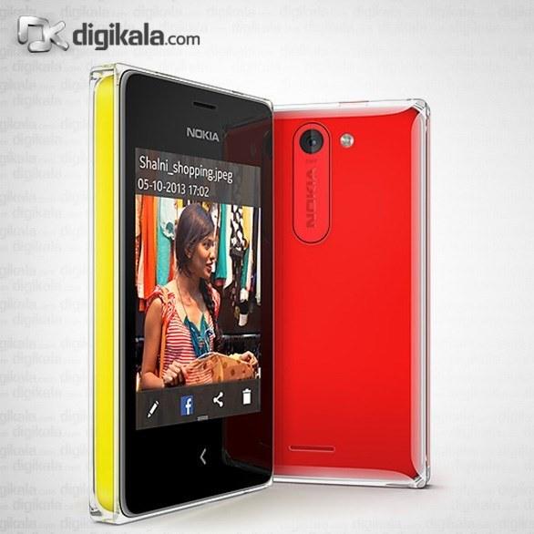 img گوشي موبايل نوکيا آشا 502 Nokia Asha 502 Mobile Phone