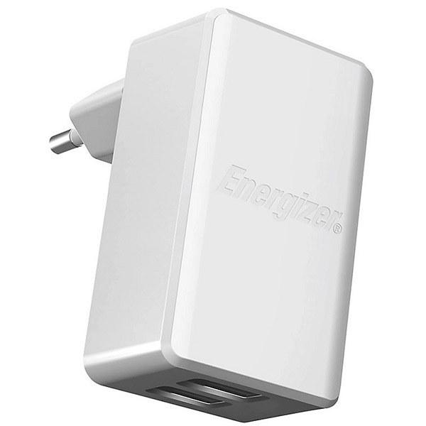 تصویر شارژر دیواری Energizer Ultimate ACA2DEUUWH3 (گارانتی ۲۴ ماهه) Energizer Ultimate ACA2DEUUWH3 wall charger