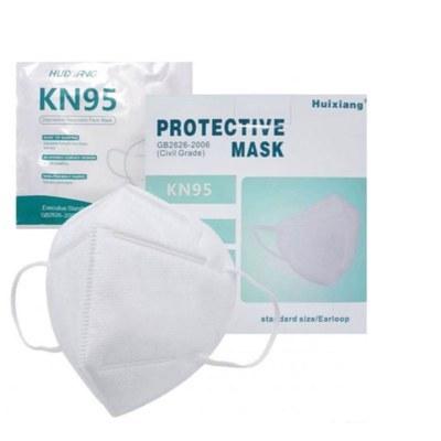 تصویر بسته 10 عددی ماسک 5 لایه KN95 چین