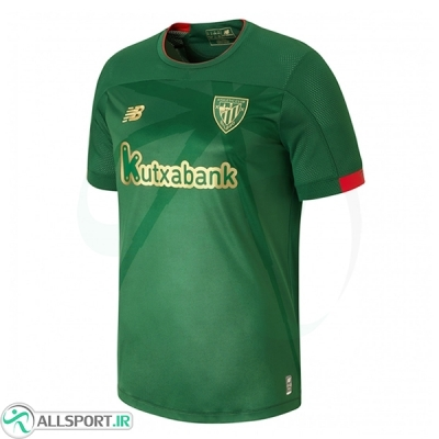 پیراهن دوم اتلتیک بیلبائو Athletic Bilbao 2019-20 Away Soccer Jersey