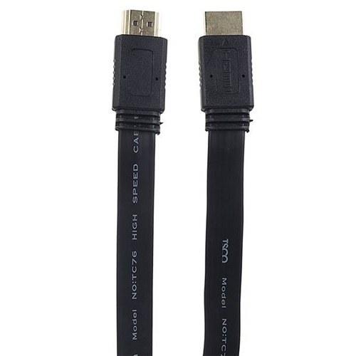تصویر کابل HDMI مدل TC70 طول ۱٫۵ متر TSCO TC 70 HDMI Cable 1.5m