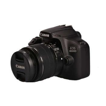 دوربین دیجیتال کانن مدل EOS 4000D به همراه لنز 18-55 میلی متر DC III | Canon EOS 4000D