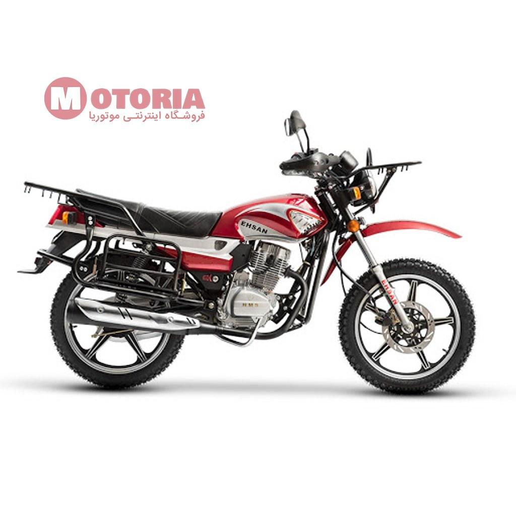 main images موتور سیکلت احسان مدل شکاری EH200 سال ۱۳۹۸