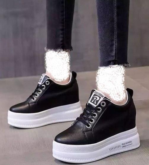 کفش راحتی دخترانه لژ مخفی