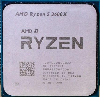 پردازنده تری ای ام دی مدل رایزن۵ ۳۶۰۰ ایکس با فرکانس ۳.۸ گیگاهرتز