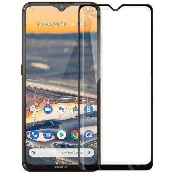 تصویر گلس تمام صفحه Full Glass Screen Protector برای Nokia 5.3